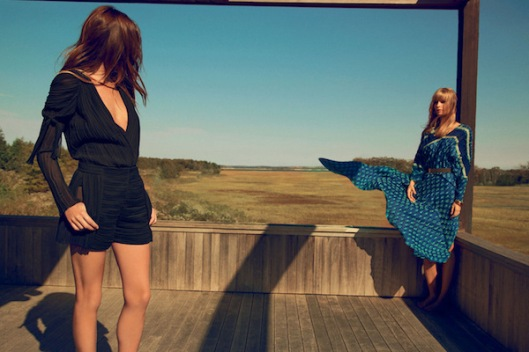 julia-stegner-lou-doillon-chloe-spring-summer-2014-campaign-4